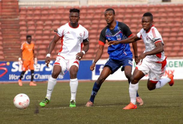 Gombe, Rangers in thrilling 3-3 draw in rescheduled game