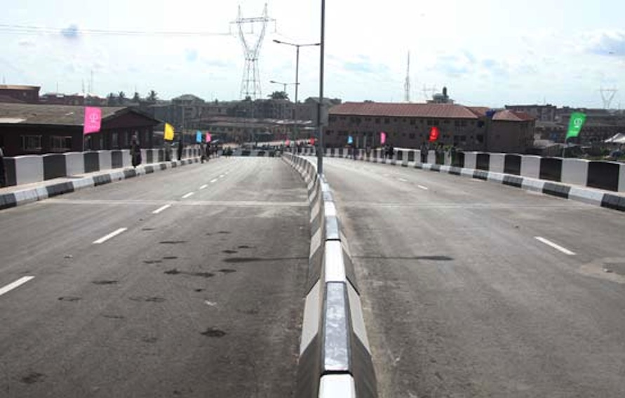 Lagos opens Ijegun-Isheri-Osun road, two bridges