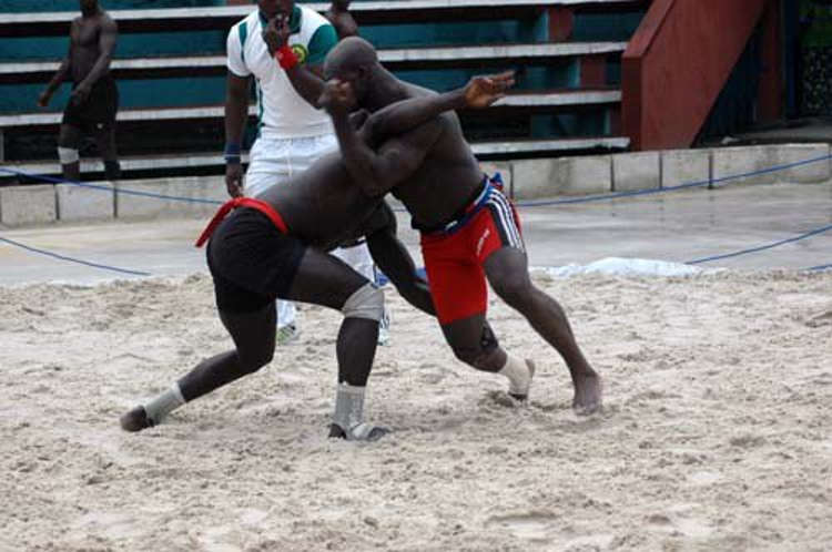 Six Nigerian wrestlers arrive Dakar for ECOWAS tourney