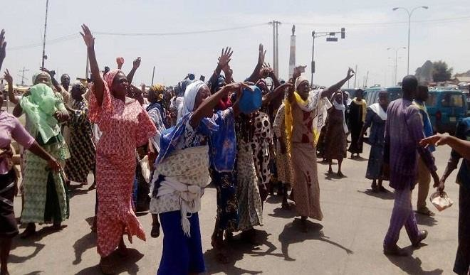 Osun traders protest against introduction of weighing scales