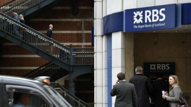 Brexit forces Royal Bank of Scotland to cut workforce