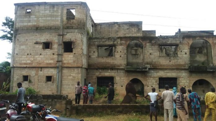 Ondo residents call for regular raids of abandoned buildings to curb crimes