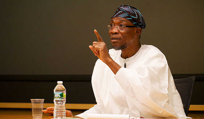 Tertiary education funding : Aregbesola calls for support of stakeholders