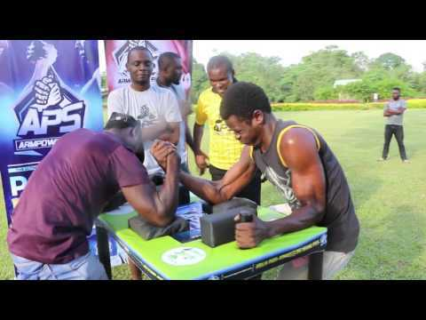 African Arm-Wrestling tourney : More than 50 athletes arrive Lagos
