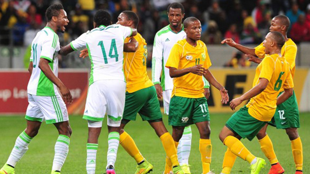 AFCON Qualifier: Bafana Bafana to arrive in Nigeria on Wednesday