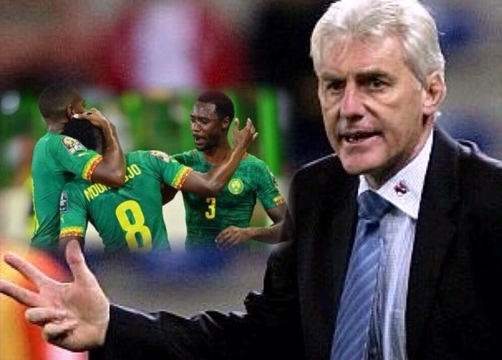 Cameroon coach wants scoring striker before Nigeria clash