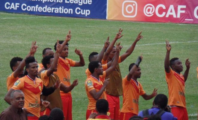 #CAFCL: St. George compound Vita's woes