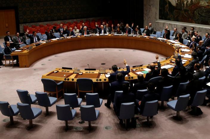 U.N. expands North Korea blacklist in first U.S.