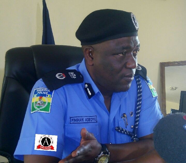 Osun West-by election: Police urge politicians to exercise restraint