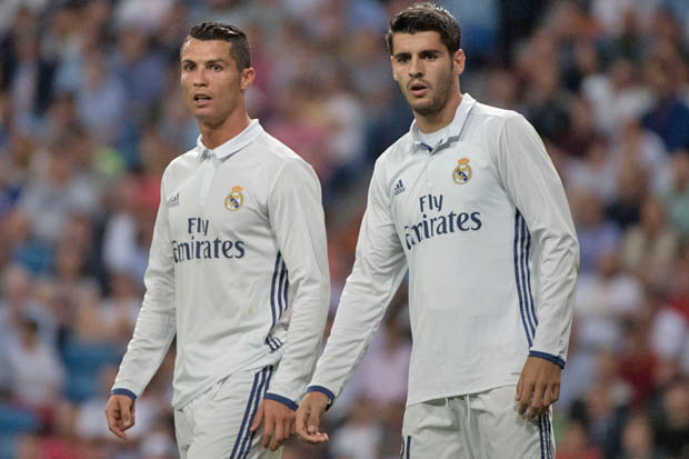 Man Utd offer De Gea for Madrid's Ronaldo, Morata
