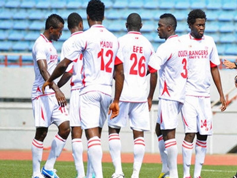Rangers battle FC Ifeanyi Ubah in NPFL Week 26