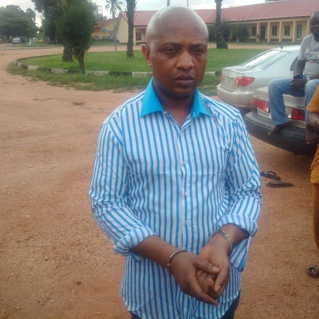 Billionaire kidnapper Evans sues IGP, others