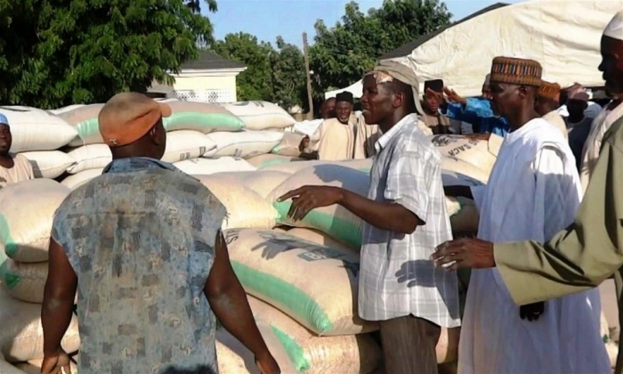 N/East grain distribution committee holds strategic meeting with lawmakers