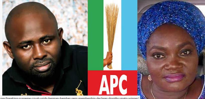 S'Court voids Hembe's Reps membership, declares Dorothy Mato winner