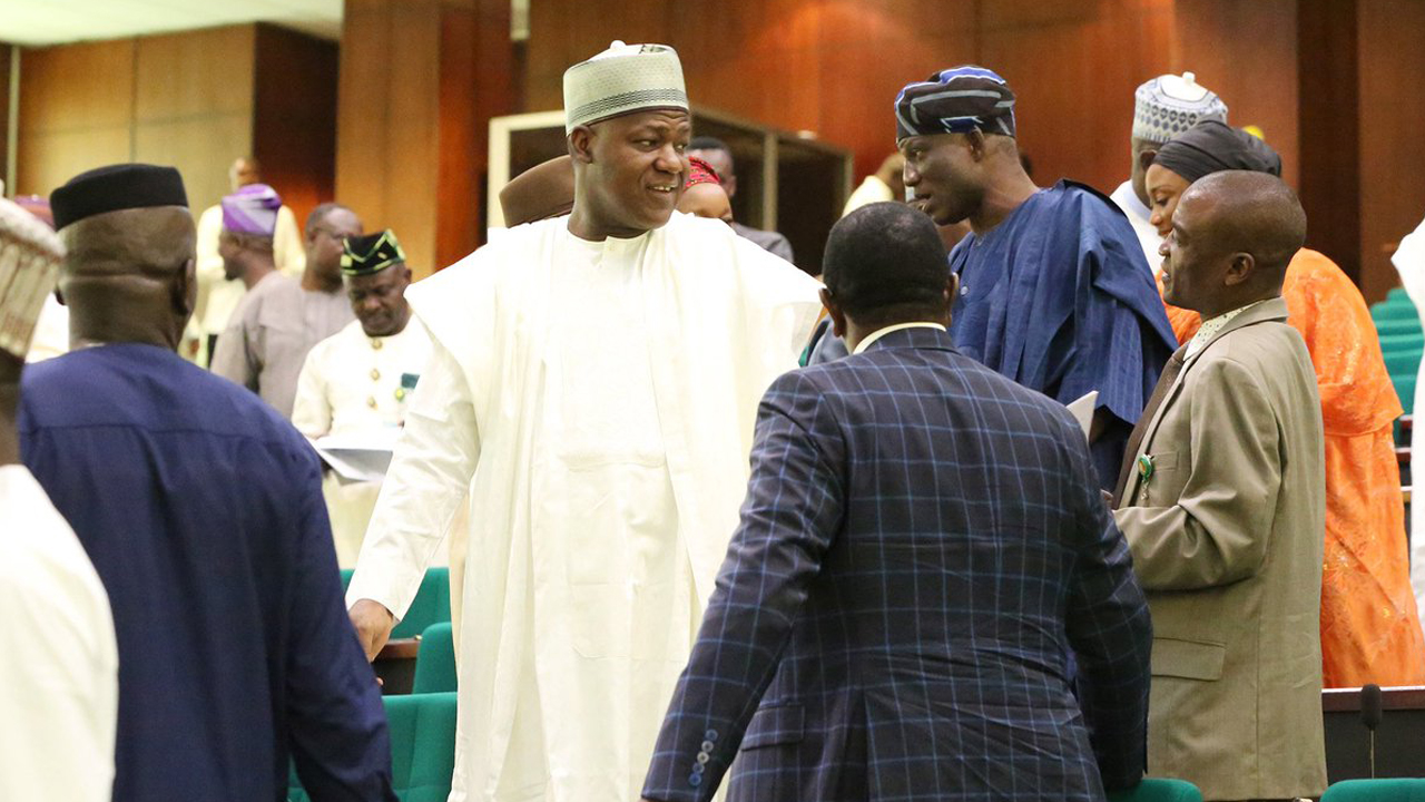 House of Reps moves to stop implementation of Bama Initiative funds