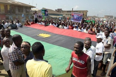 Biafra Sit-at-home order generates mixed reactions