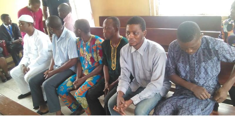 Ife communal clash: Court grants monarch, other suspects bail