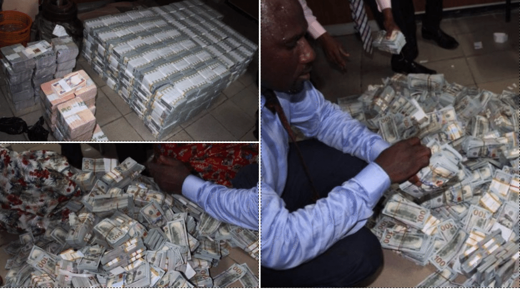 Court orders forfeiture of cash found at Ikoyi house