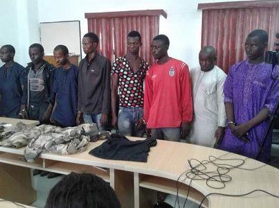 IGP squads arrest kidnapping gang terrorising Abuja-Kaduna highway