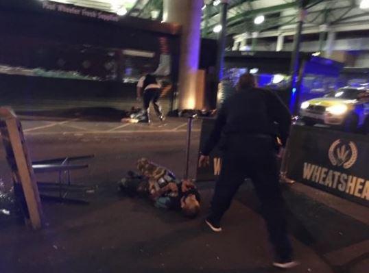 Seven killed plus three suspects shot dead in London terror attack