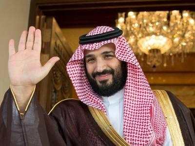 Saudi king sacks nephew, appoints son Crown prince