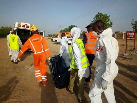 Five suicide bombers killed in Molai Borno