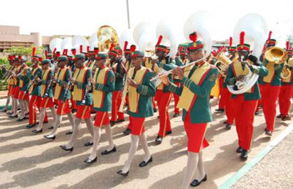 Nigerian Army buys more ammunition, graduates 200 cadets