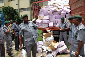 Customs seizes seven containers of Pharmaceutical products over false declaration