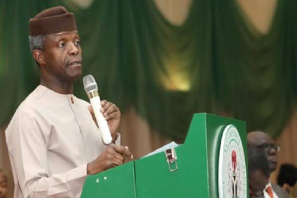 Nigeria's unity not negotiable-Osinbajo