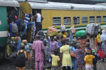 Eid-el-Fitr: Osun offers 30th edition of free train to indigenes