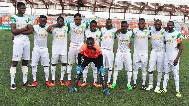 Plateau Utd focused on title despite defeat against Abia Warrior