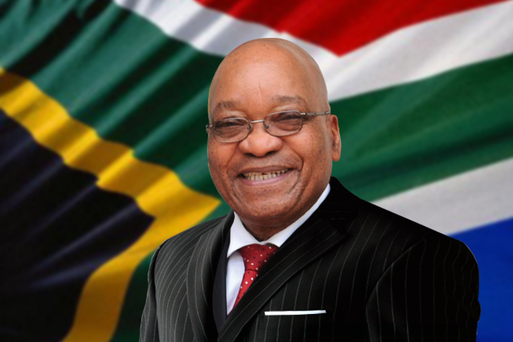 South Africa : Zuma survives no-confidence vote