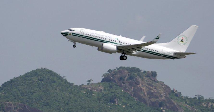 Presidency defends retention of presidential jet in London