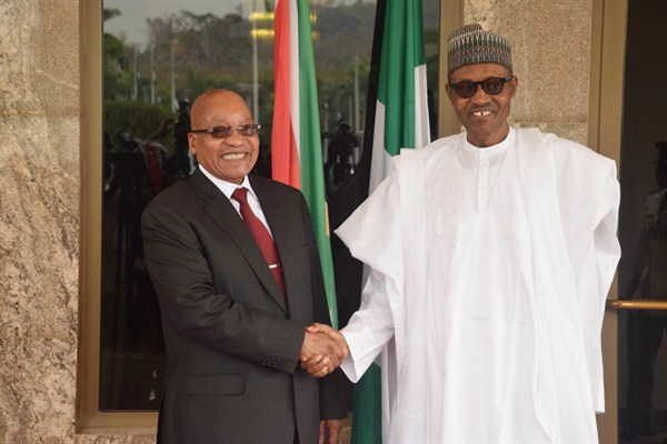 Nigeria, South Africa strengthen business ties