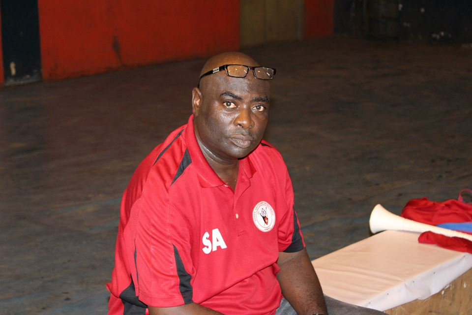 Basketball : Ahmedu keen on sports federation election