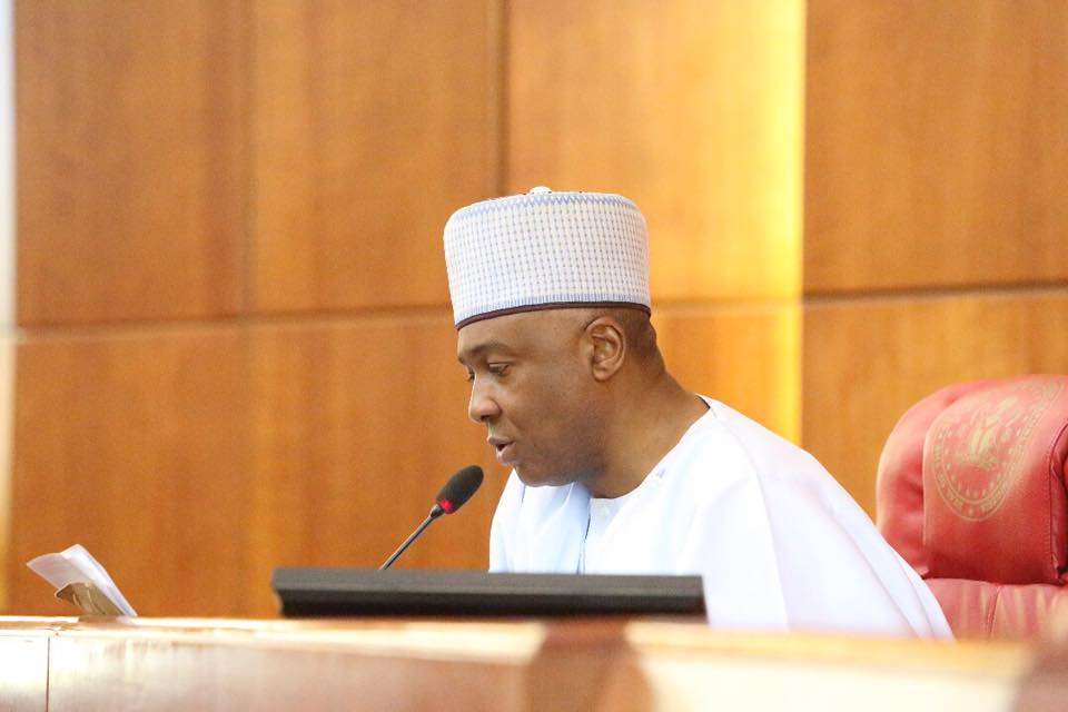 Saraki's acquittal : SERAP seeks UN-backed commission to fix judiciary