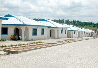 Nigerian govt unveils $300m home scheme