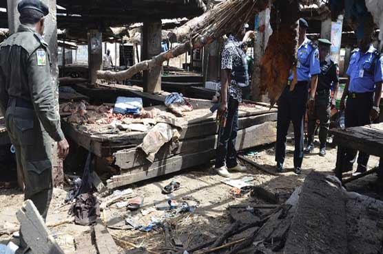16 killed, 30 injured as suicide bombers attack Dalori in Maiduguri