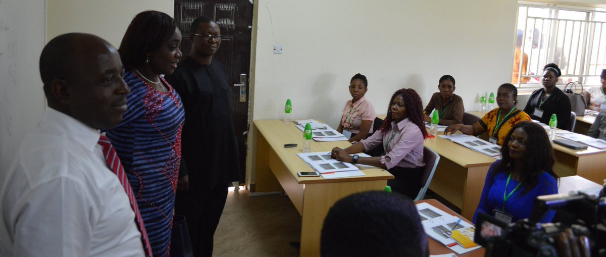 FG kicks off training of first batch of tax Liaison officers