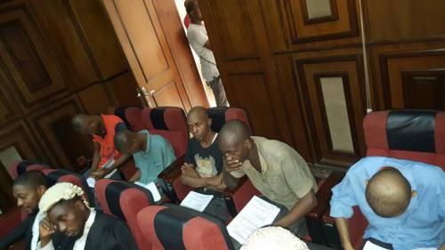 Turkish school kidnap : Suspects remanded in Kuje prison till Sep. 28th