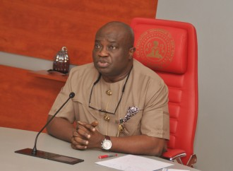 Abia governor dissolves cabinet, sacks commissioners