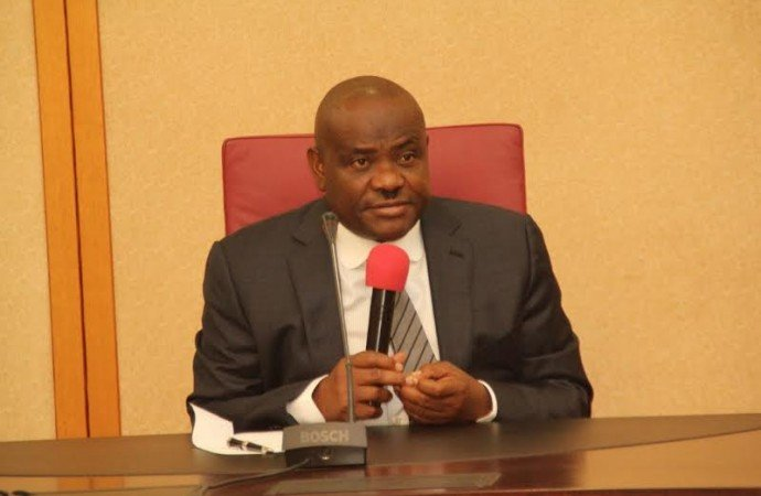Governor Wike dissolves State Executive Council