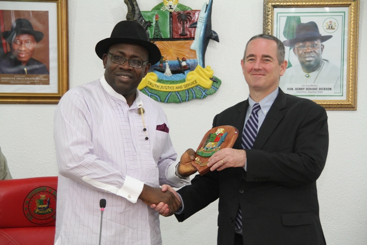U.S. Consul-General commends Bayelsa govt's investments in education