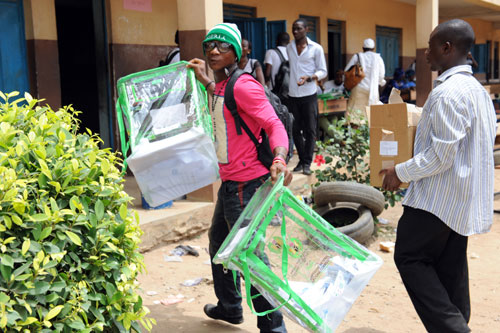 Late arrival of materials mar LG elections in Benue
