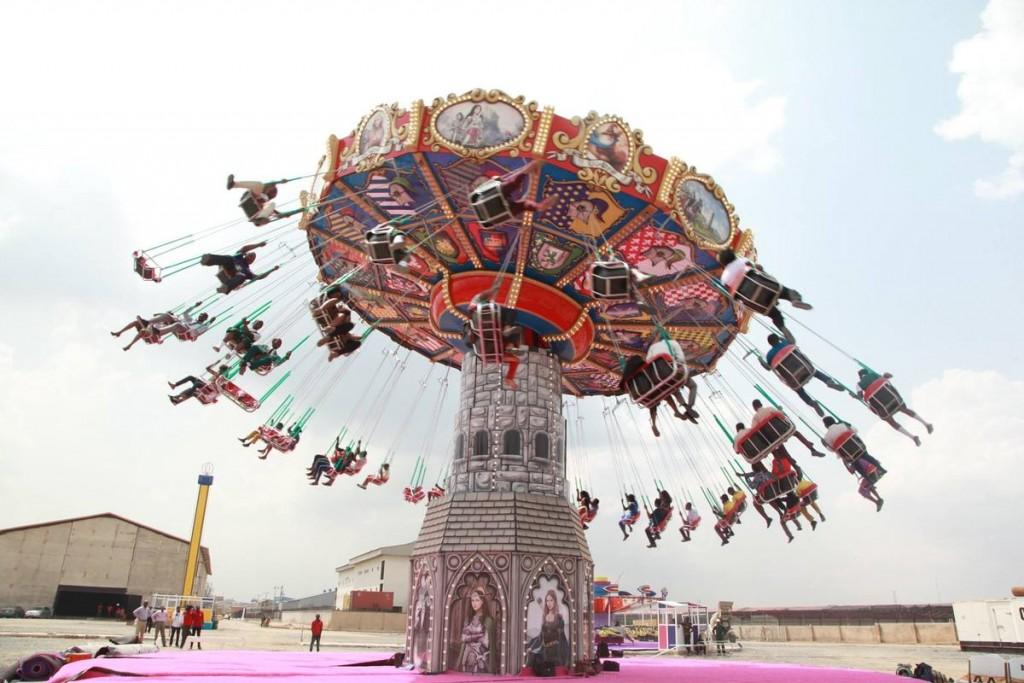 New aqua zone unveiled at Hi-impact amusement park and resort