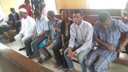 Ife ethnic clash : Court grants bail to six suspects