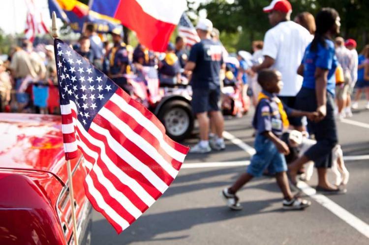 U.S. Independence : American envoys host Nigerians