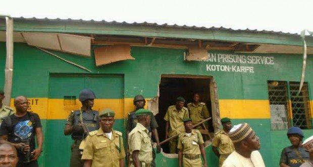 Governors move to rehabilitate Nigerian prisons