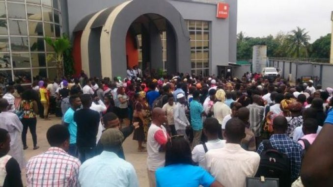 Katsina bank customers lament difficulty in accessing cash