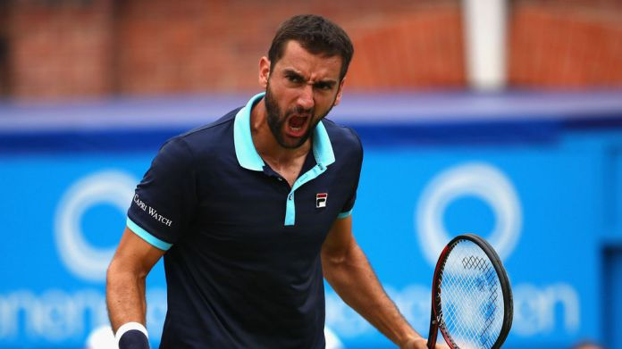 Aegon Championships : Cilic beats Muller to reach final